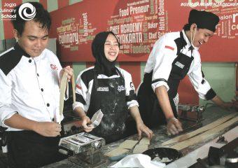 Pelatihan Program Profesional Chef Unggulan